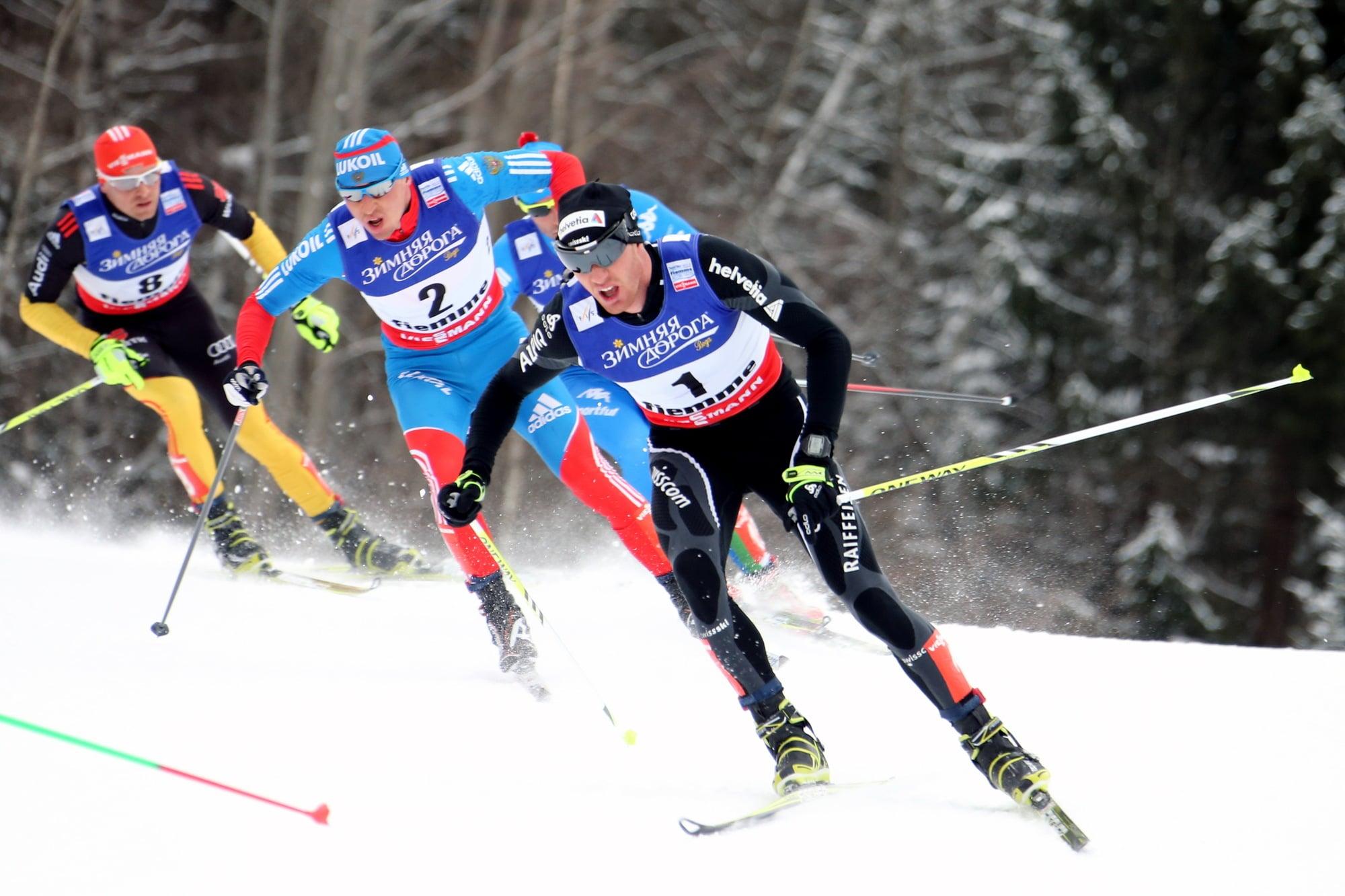 Лыжные гонки - Центр спортивной подготовки Республики Татарстан